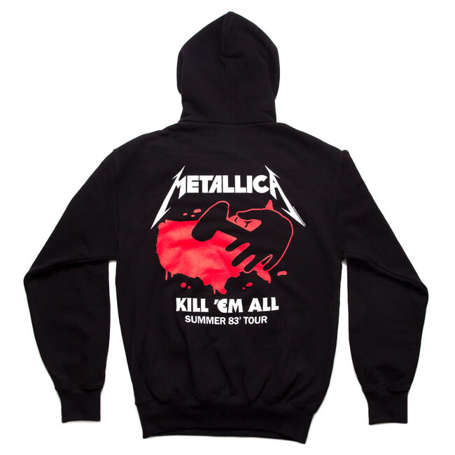 Kill 'Em All Hammers Pullover Hoodie, , hi-res