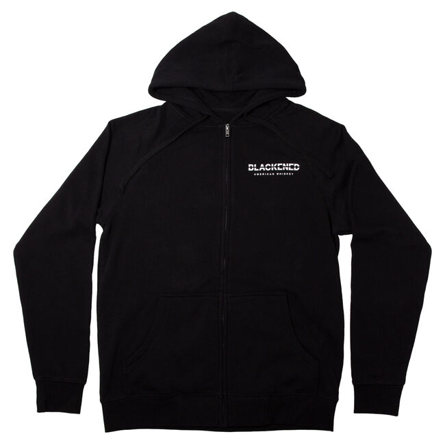 Blackened Whiskey Truck Full-Zip Hoodie - Small, , hi-res