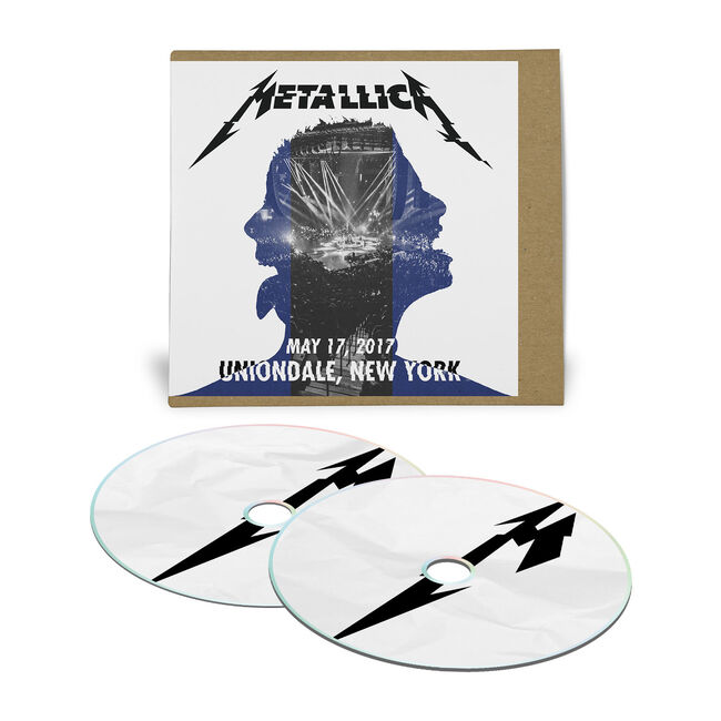 Live Metallica: Uniondale, NY – May 17, 2017 (2CD), , hi-res