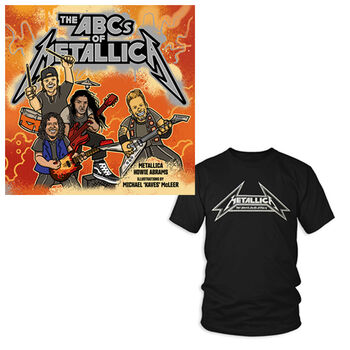 c74ce434c4 T-Shirts & Clothing | The Met Store at Metallica.com