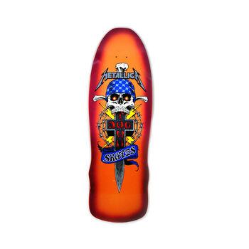 b991006e823 Metallica x Dogtown Limited Edition Skate Deck