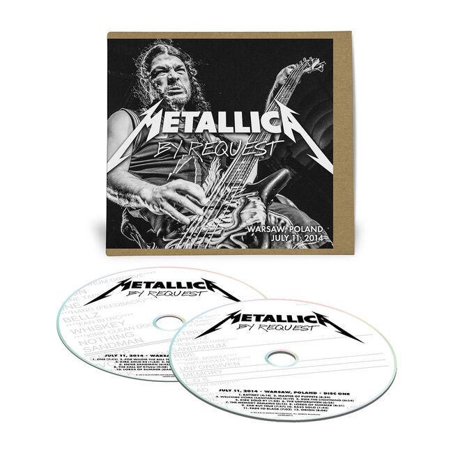 Live Metallica: Warsaw, Poland - July 11, 2014 (2CD), , hi-res