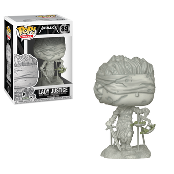 Funko POP! Rocks: Lady Justice Action Figure, , hi-res