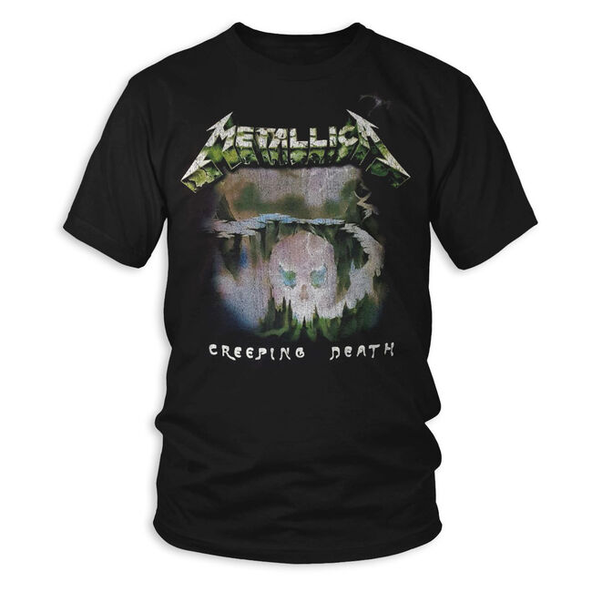 Creeping Death Vintage T-Shirt, , hi-res