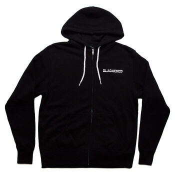 Blacken The World Full Zip Hoodie, , hi-res