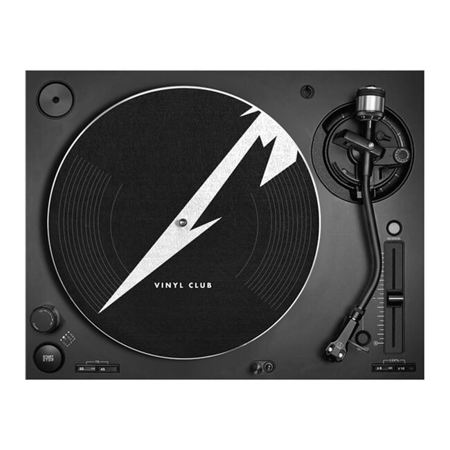Metallica Vinyl Club 2020 Slipmat, , hi-res