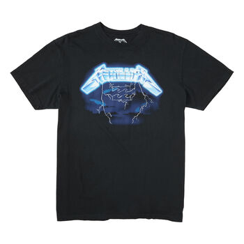 Billabong x Metallica Ride The Lightning T-Shirt, , hi-res