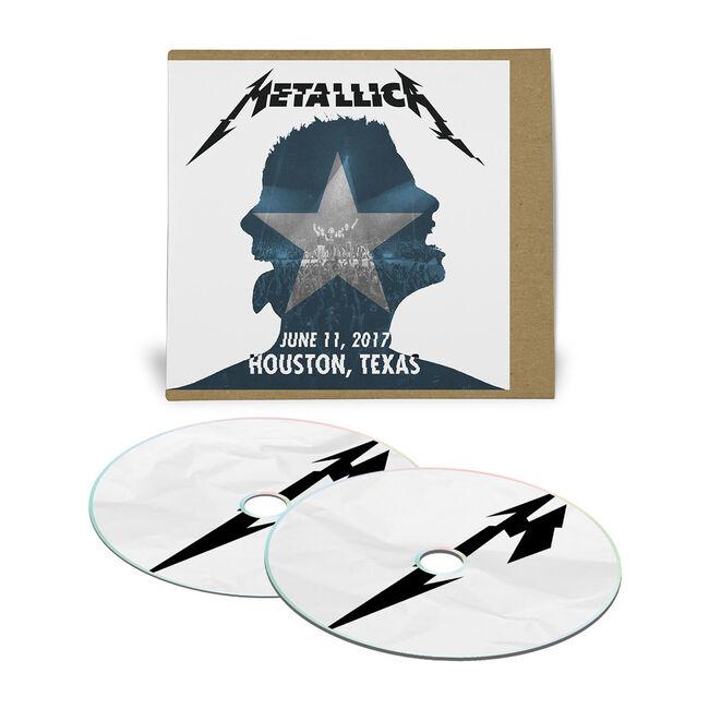 Live Metallica: Houston, TX – June 11, 2017 (2CD), , hi-res
