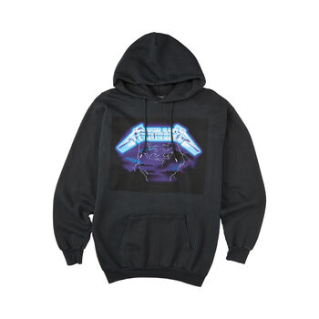 Billabong x Metallica Ride The Lightning Hoodie, , hi-res