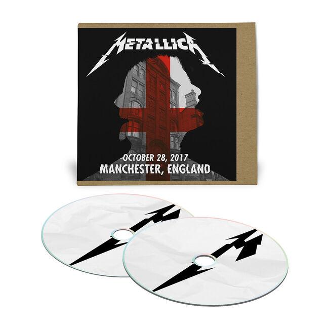 Live Metallica: Manchester, England - October 28, 2017 (2CD), , hi-res