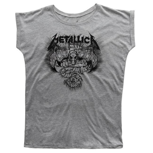 Women's Roam Slub T-Shirt (Grey), , hi-res