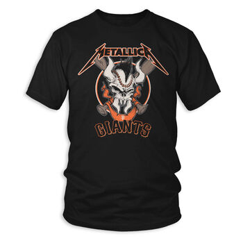 SF Giants Skull T-Shirt, , hi-res