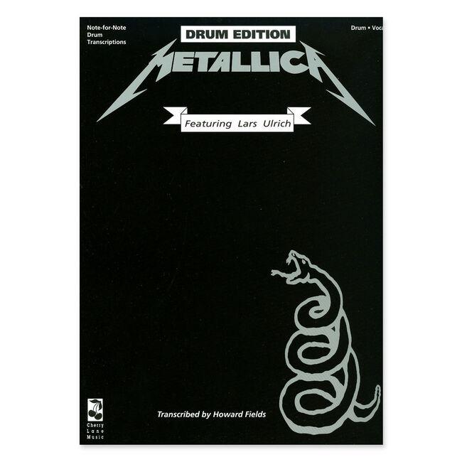Metallica (The Black Album) - Drum Transcription Book, , hi-res