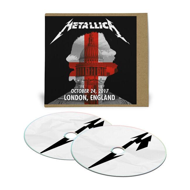 Live Metallica: London, England - October 24, 2017 (2CD), , hi-res