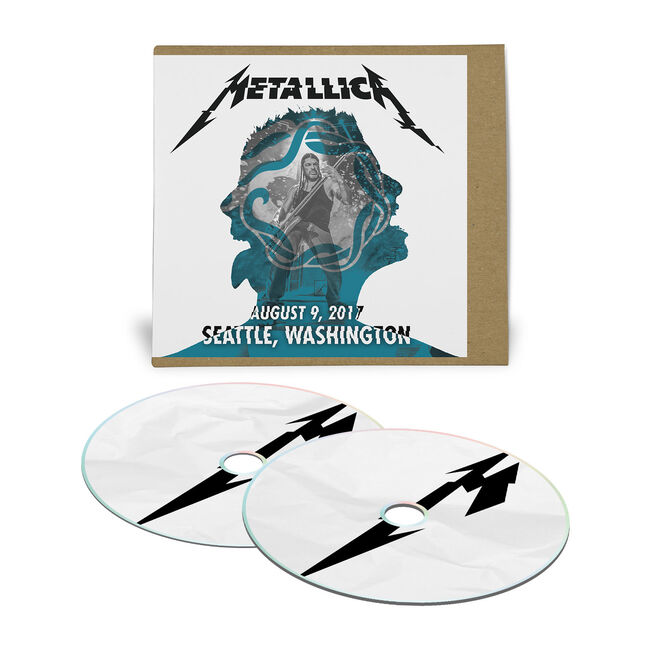 Live Metallica: Seattle, WA – August 9, 2017 (2CD), , hi-res