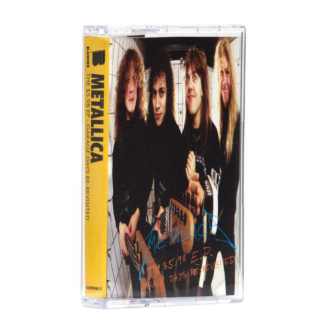 The $5.98 EP – Garage Days Re-Revisited (Remastered) Cassette, , hi-res