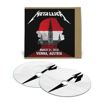 Live Metallica: Vienna, Austria - March 31, 2018 (2CD), , hi-res