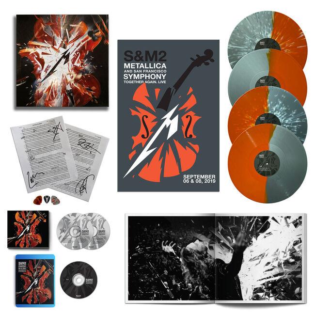 S&M2 Super Deluxe Box Set, , hi-res