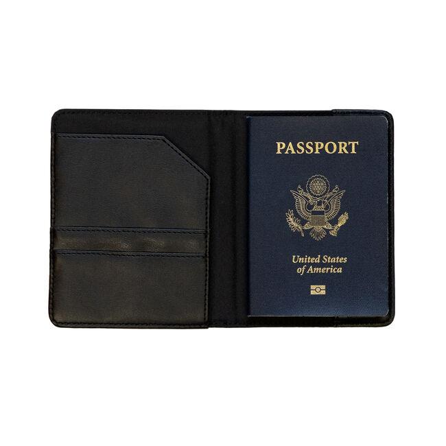 M Logo Passport Cover, , hi-res