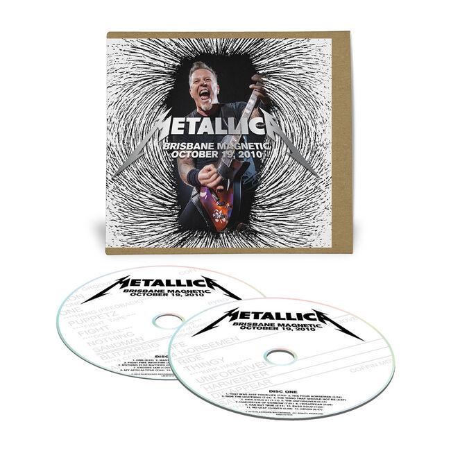 Live Metallica: Brisbane, Australia - October 19, 2010 (2CD), , hi-res
