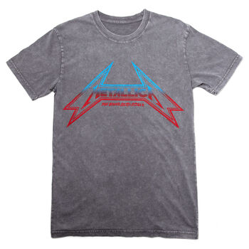 Young Metal Attack T-Shirt (Grey), , hi-res