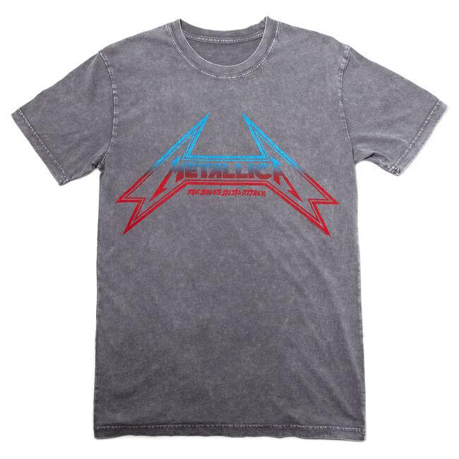 Young Metal Attack T-Shirt (Grey), , hi-res