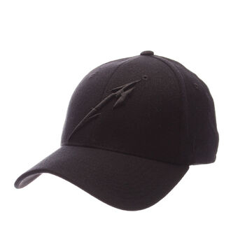 M Logo Tonal Flex Fit Hat, , hi-res