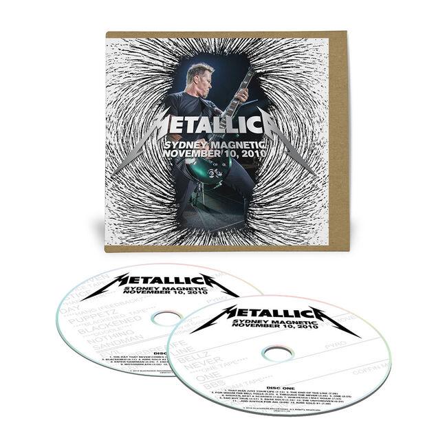 Live Metallica: Sydney, Australia - November 10, 2010 (2CD), , hi-res