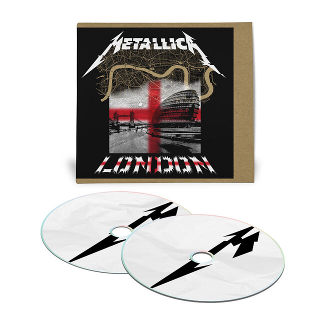 Live Metallica: London, England - June 20, 2019 (2CD), , hi-res
