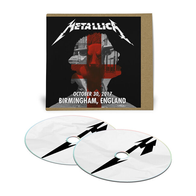 Live Metallica: Birmingham, England - October 30, 2017 (2CD), , hi-res