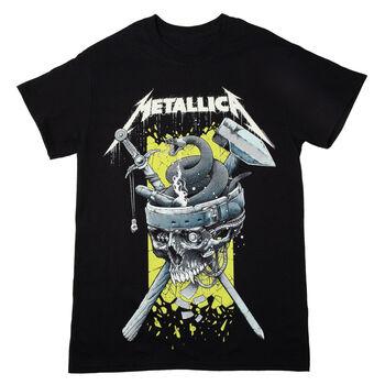 Skull History T-Shirt (Green), , hi-res