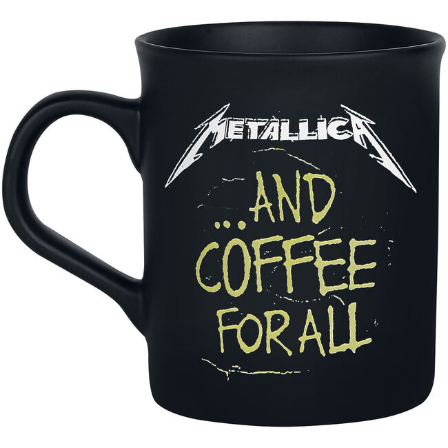 ...And Coffee For All Mug, , hi-res