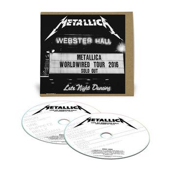 Live Metallica: Webster Hall in New York, NY - September 27, 2016 (2CD), , hi-res
