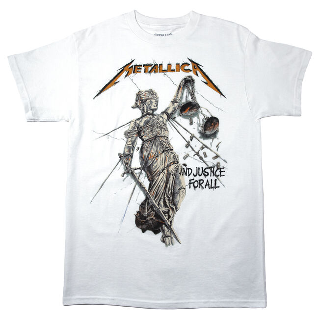 ...And Justice for All Album COVER T-Shirt, , hi-res