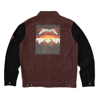 Billabong x Metallica Master of Puppets Jacket, , hi-res