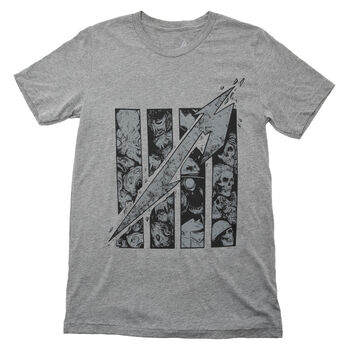 Fifth Member™ Tri-Blend T-Shirt (Grey), , hi-res