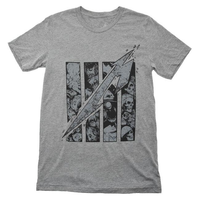 Fifth Member™ Tri-Blend T-Shirt (Grey), , hi-res