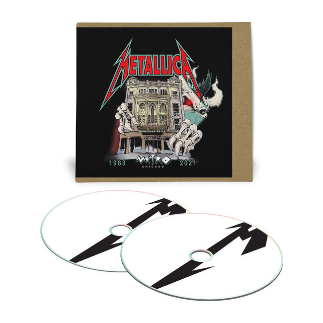 Live Metallica: Chicago, IL at The Metro - September 20, 2021 (2CD), , hi-res