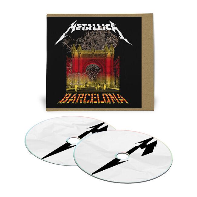 Live Metallica: Barcelona, Spain - May 5, 2019 (2CD), , hi-res