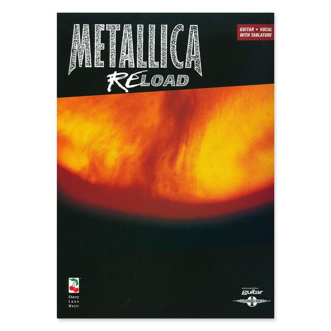 Reload - Guitar Tablature Book, , hi-res