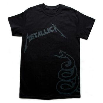 Black Album Cover T-Shirt, , hi-res