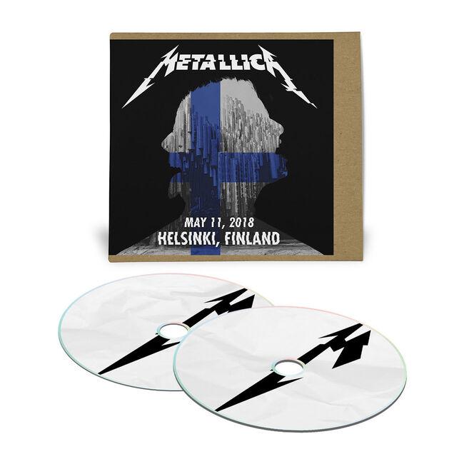 Live Metallica: Helsinki, Finland - May 11, 2018 (2CD), , hi-res