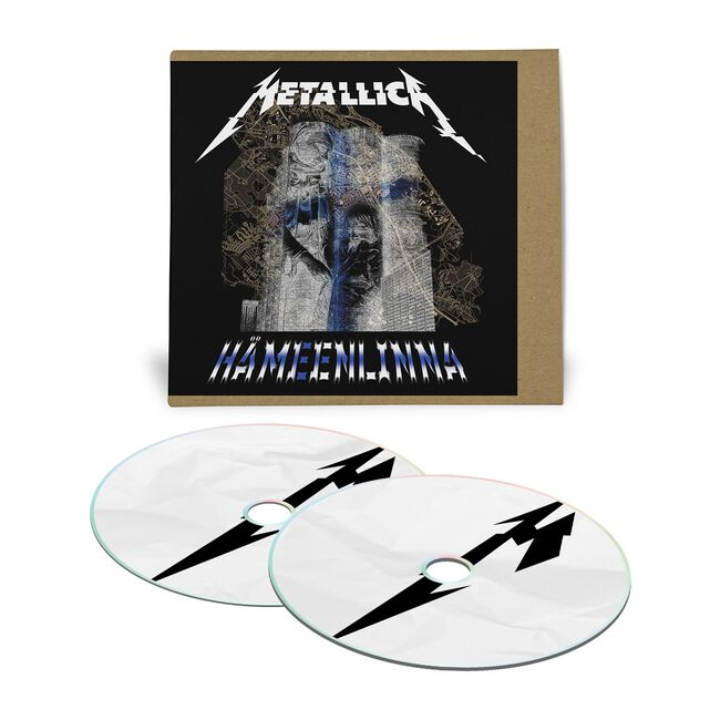 Live Metallica: Hämeenlinna, Finland - July 16, 2019 (2CD), , hi-res