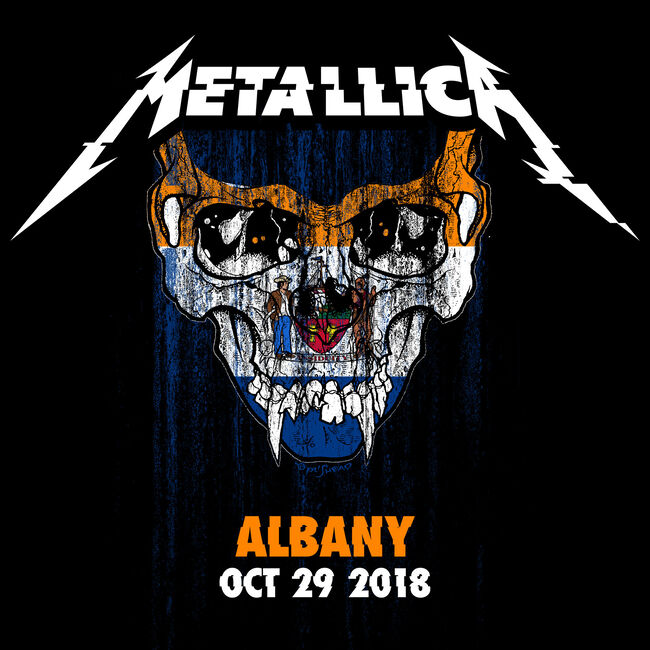 Live Metallica: Albany, NY - October 29, 2018, , hi-res