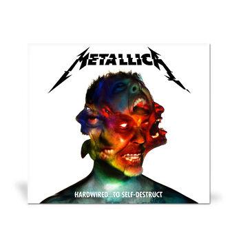 Hardwired...To Self-Destruct – CD, , hi-res