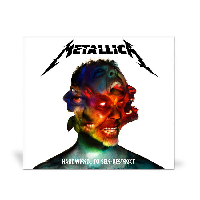 Hardwired...To Self-Destruct – CD, , hi-res