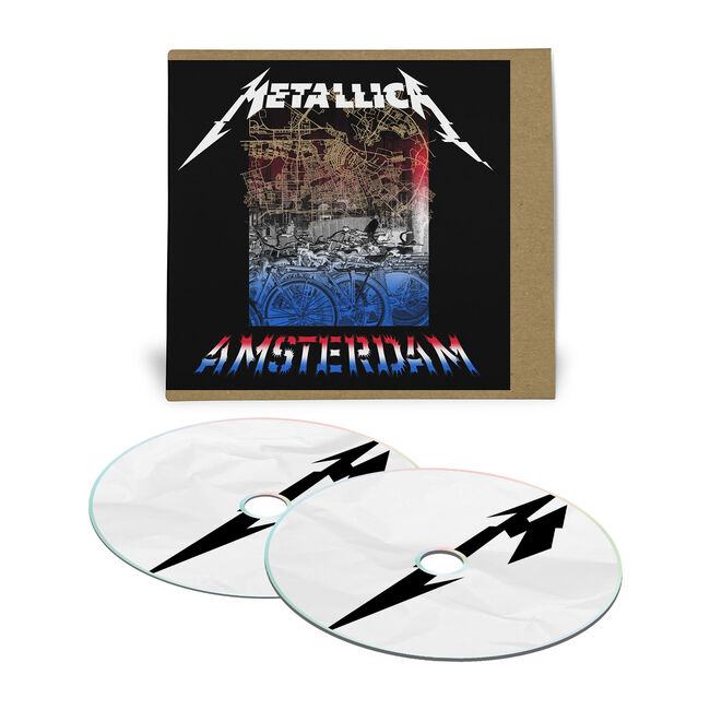 Live Metallica: Amsterdam, Netherlands - June 11, 2019 (2CD), , hi-res
