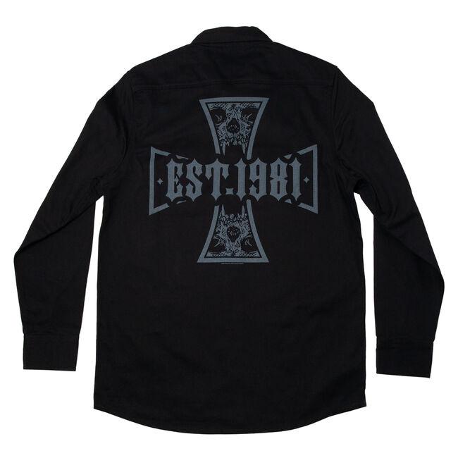 Est. 1981 Tonal Work Shirt, , hi-res