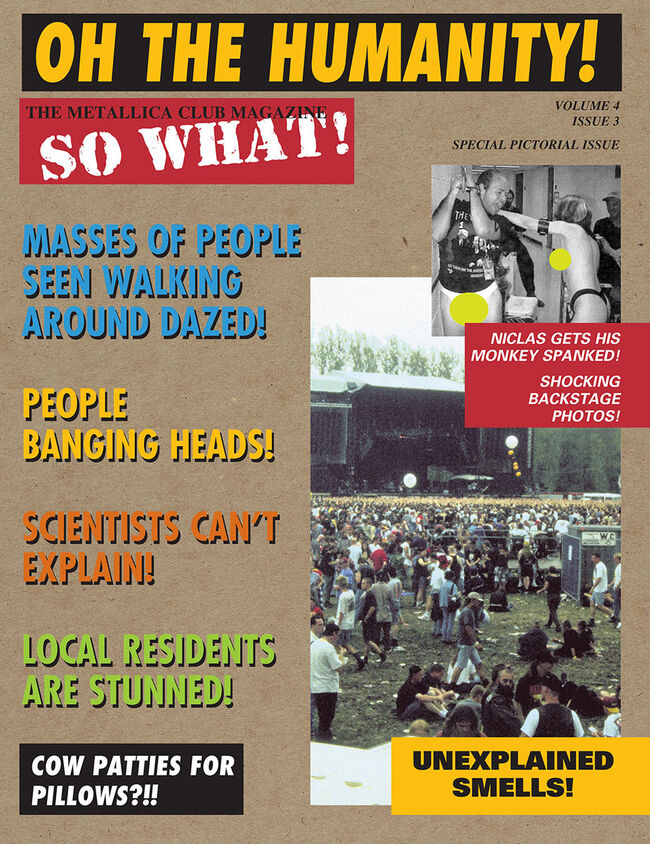 So What! Volume 4, Issue 3, , hi-res
