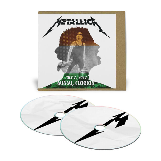Live Metallica: Miami, FL – July 7, 2017 (2CD), , hi-res